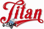 Titan Car Storage Logo