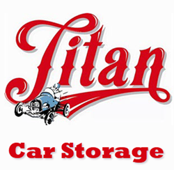 Titan Car Storage Logo